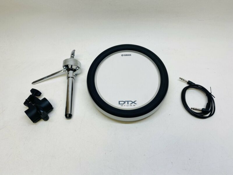 Yamaha XP80 Pad with CL940B  Mount and Cable DTX XP-80