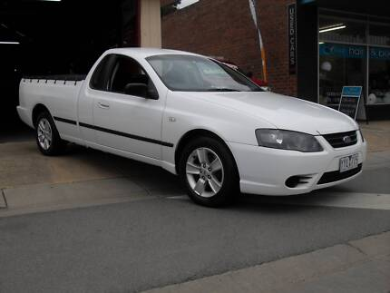 2007 Ford Falcon Ute, BF UTE, MKII, DEDICATED GAS, REG & RWC Lang Lang Cardinia Area Preview