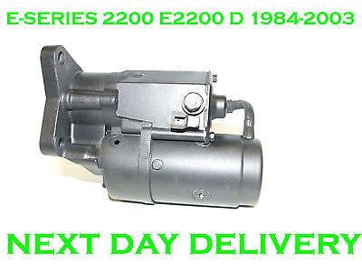 MAZDA E-SERIES 2200 E2200 D 1984 1985 1986 1987 1988 to 2003 RMFD STARTER MOTOR