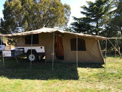 Heaslip camper trailer Port Hedland Port Hedland Area Preview