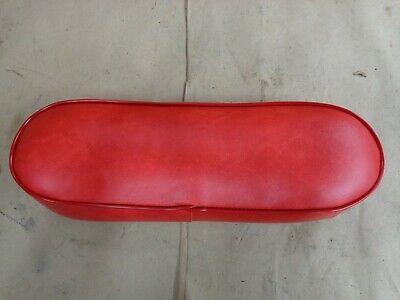 David Brown 770780880990 Seat Backrest Cushion Red Wred Trim