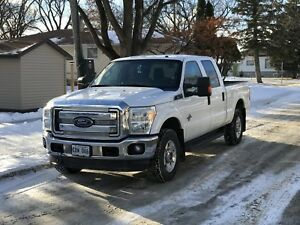2012 Ford Super Duty 250 XLT
