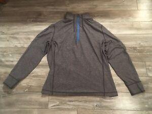 Lululemon 1/2 Zip Pullover Sweater - XL