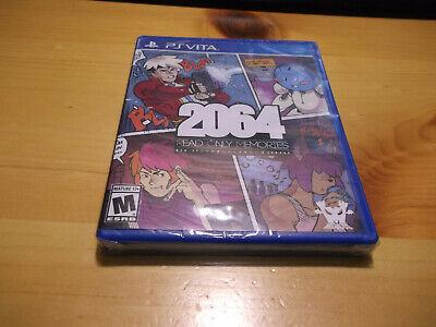 2064 Playstation PS Vita Limited Run Games LRG#161 New sealed!