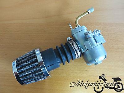 Neuer Tuning Vergaser 12mm inkl. Sportluftfilter Hercules Prima GT GX