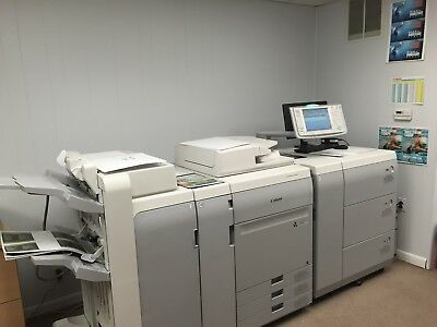 Copierprinter Canon Imagepress C700 Color Multi Drawer Pd-b1 Ul X