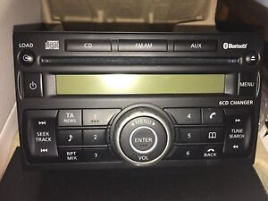 Nissan car stereo with Bluetooth Cranebrook Penrith Area Preview