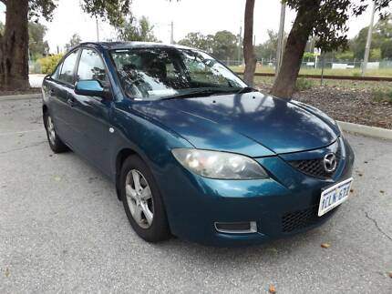 2007 MAZDA 3 MAXX (AUTO) $3999 *FREE 1 YEAR WARRANTY* Maddington Gosnells Area Preview