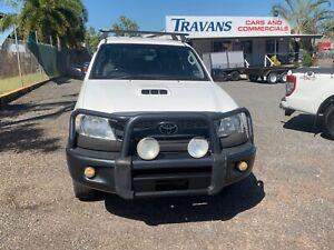 2010 Toyota Hilux SR (4x4) Winnellie Darwin City Preview