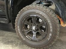 Dick Cepek Blackout 4x4 Wheels Narangba Caboolture Area Preview