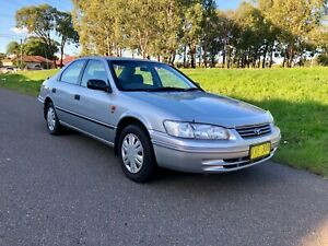 2001 Toyota Camry CSi 4 Speed Automatic Sedan 4months Rego Low Kms