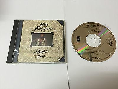 Teddy Pendergrass    Greatest Hits Philadelphia International Zk 39252 Rare Cd