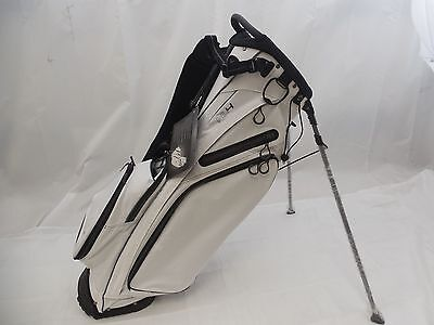 New Callaway HL4 Stand Carry Golf Bag White Hyper-Lite 4 HL-4