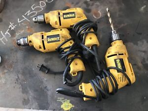 Dewalt drills