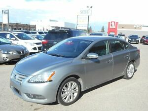 2014 Nissan Sentra 1.8 SL Leather / Sunroof / warranty