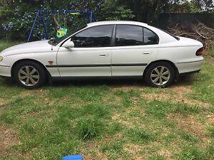 1999 Holden Commodore Sedan Cessnock Cessnock Area Preview