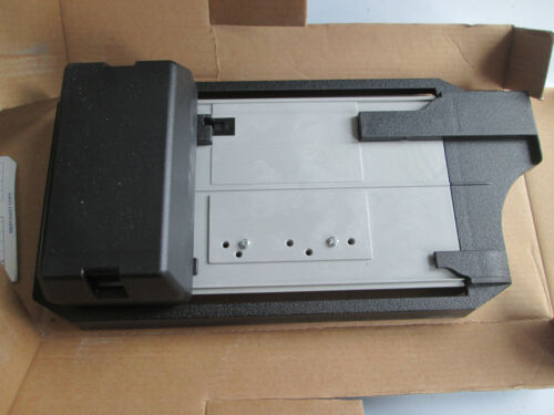 Addressograph Bartizan Manual Credit Card Imprint Machine Flatbed Model 4850
