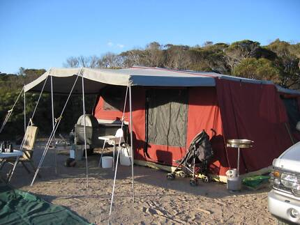 Challenge Off Road Deluxe Outback Camper
