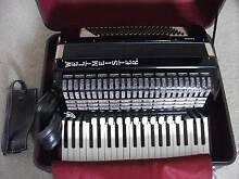 PIANO ACCORDION Shepparton Shepparton City Preview