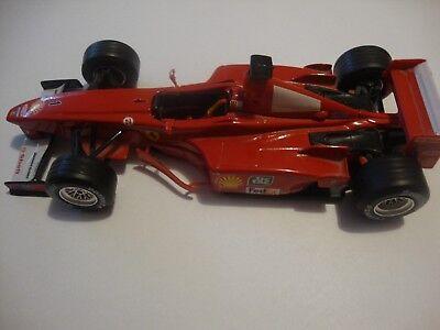 Michael Schumacher F1 Ferrari F300 Burago Modellauto 1/24 gebraucht kaufen  Versand nach Germany