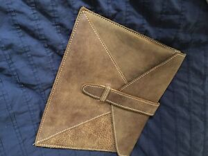 Roots leather Ipad case!