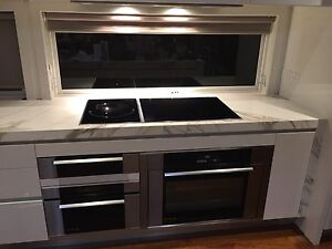 Dedietrich oven , steam oven and warming draw Hampton Bayside Area Preview