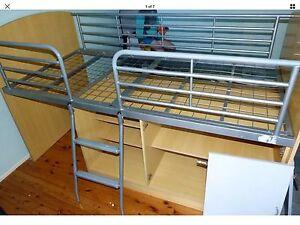 Great multi purpose bunk bed Bunglegumbie Dubbo Area Preview