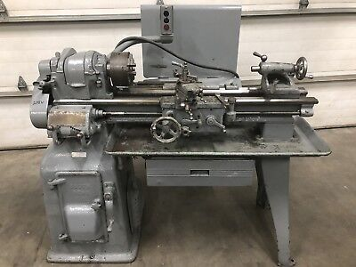 South Bend Heavy 10 10x 30 Metal Lathe Gunsmith 3 4 Jaw Taper Tooling 3ph