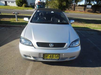 HOLDEN ASTRA TS CONVERTIBLE 2005 WRECKING VEHICLE S/N V7017