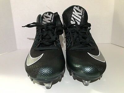 277304e7b New NIKE Alpha Pro 2 see price 3 4 Football Cleat 742766-024 Size 13 Green  Black