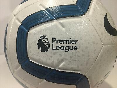 Nike Premier League Strike Soccer Ball White/Navy/Black / SC3552 102 Premier League Soccer Ball