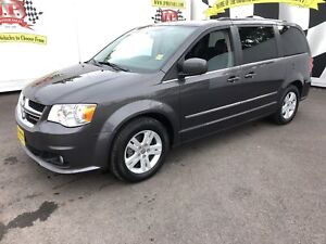 2017 Dodge Grand Caravan Crew Plus, Leather, 3rd Row Seating, Ba