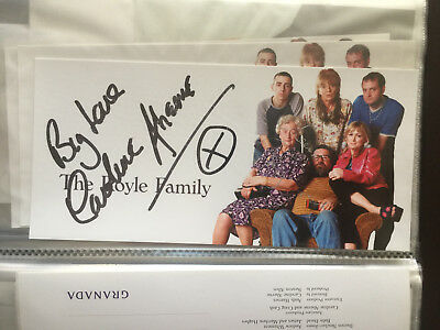 The Royle Family - Dave/Denise Best (Craig Cash/Caroline Aherne) Signed