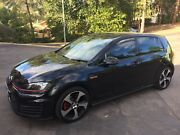 VW GOLF GTI MK7 2014 - MANUAL 6 Speed Winmalee Blue Mountains Preview