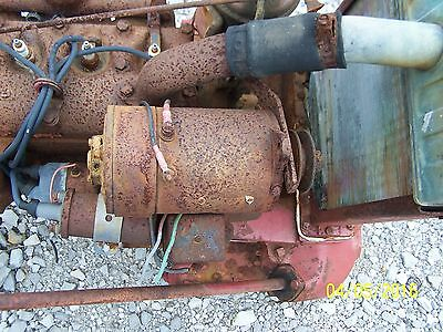 International Farmall Cub Tractor Generator