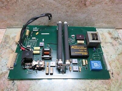 Agie 120 Power Output Interface P01-04c Nr. 614 120.4 616571 C Cnc Edm