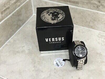 Versus By Versace SCC01 Abbey Road Women's Watch Stainless Steel Silver Wrist