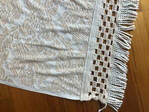 Vintage Bedspread/Couch Throw