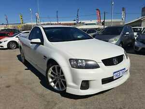 2011 Holden Ute VE II SS Thunder White 6 Speed Manual Utility 6.0L Petrol Cannington Canning Area Preview