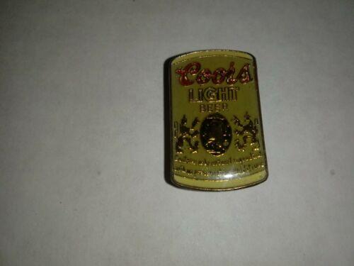 Vintage Coors Light Beer Pin