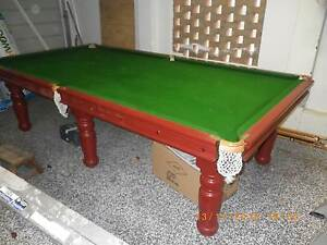 Pool table 9ft x 4 ft 6 ins Geebung Brisbane North East Preview