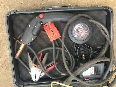 Ready Welder Ii Portable Welder - Ultimate Spoolgun Advanced Mig Weld Cable