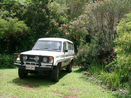 Toyota Troopy for wrecking/resto/farm use Topaz Tablelands Preview