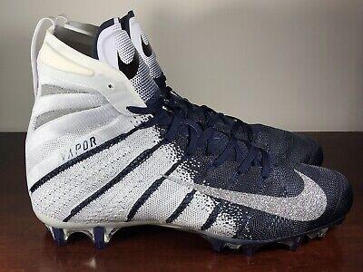 abb54d3d28a4 Men's Nike Vapor Untouchable 3 Elite Flyknit Football Cleats AH7408-105 Sz  12.5