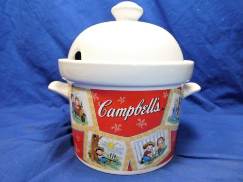 2003 Campbell Soup Tureen With Lid  Houston Harvest