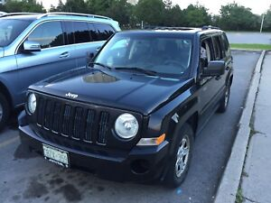 2008 Jeep Patriot North Edition. E-Tested!