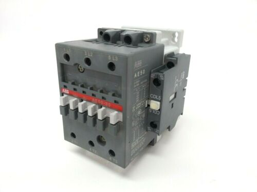 ABB AE50-30 Contactor with CDL5 Contactor