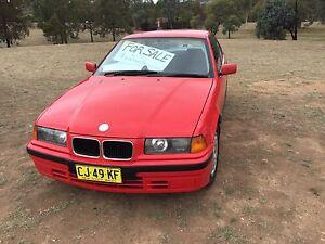 1993 BMW Other Sedan Jerrabomberra Queanbeyan Area Preview