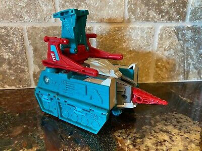 Quickswitch  100% Complete Vintage Hasbro G1 Transformers Action Figure