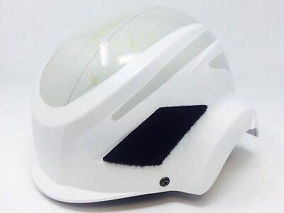 Construction Electrical Engineering Safety Hearing Hard Hat Helmet White Medium